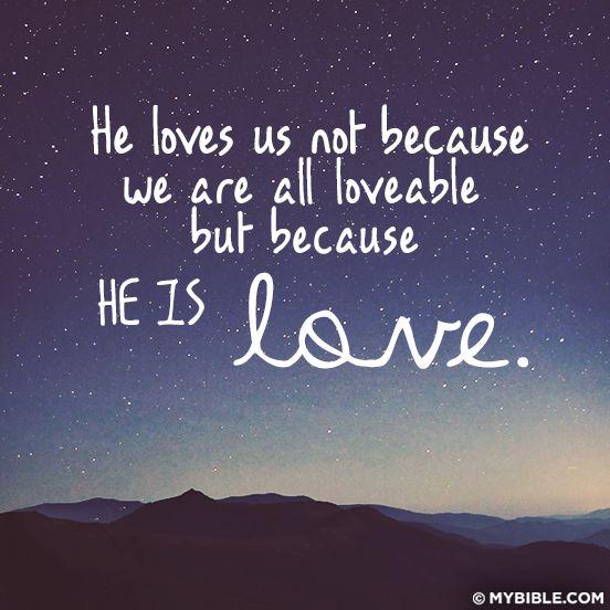 God Is Love: 117 Best GOD IS LOVE Images On Pinterest