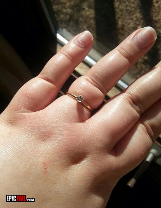 Engagement Ring Fail Ugly Engagement Rings Engagement