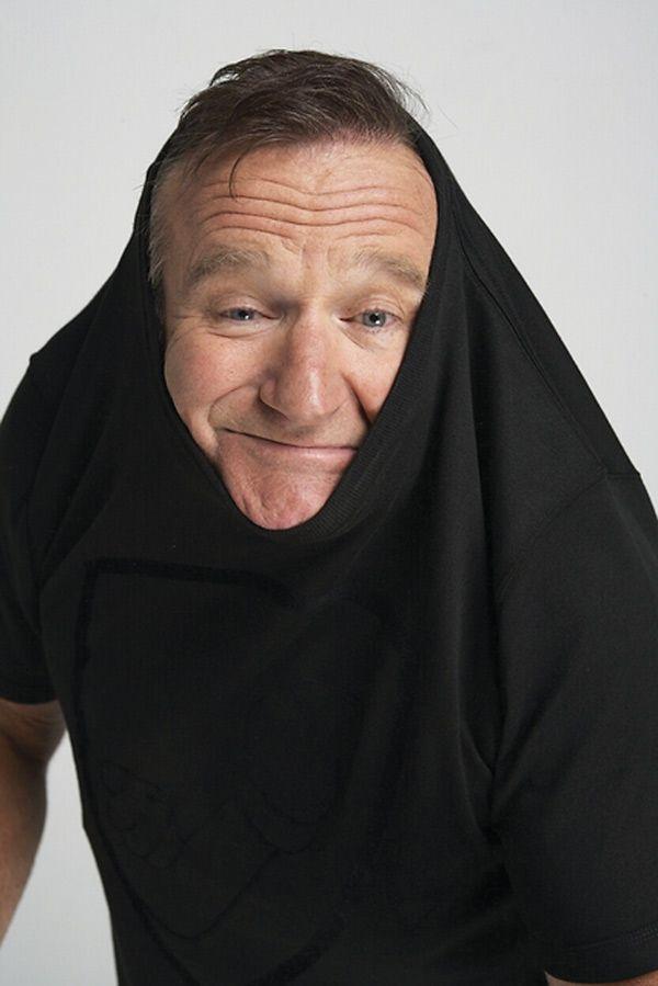 Robin WilliamsFavorite Actor, Peace Robin, Wonder Man, Robin Williams, Best Actor, Ripped Robin, Funny Man, Actors Crying, Laugh Simultaneous