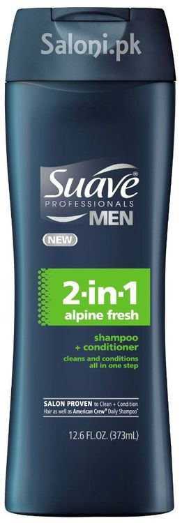 Our 2-in-1 Alpine Fresh Shampoo & Conditioner has an advanced formula enriched with moisturizers that leaves hair looking healthy and refreshed. Desig