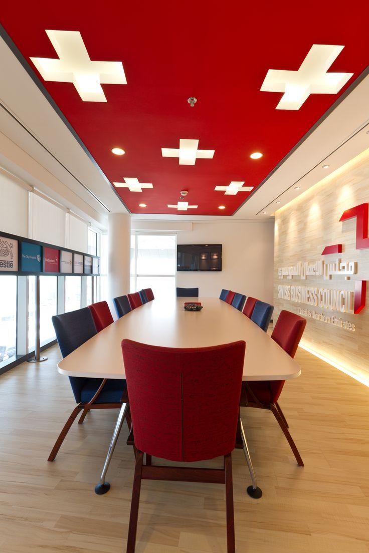 corporate office - Meeting room