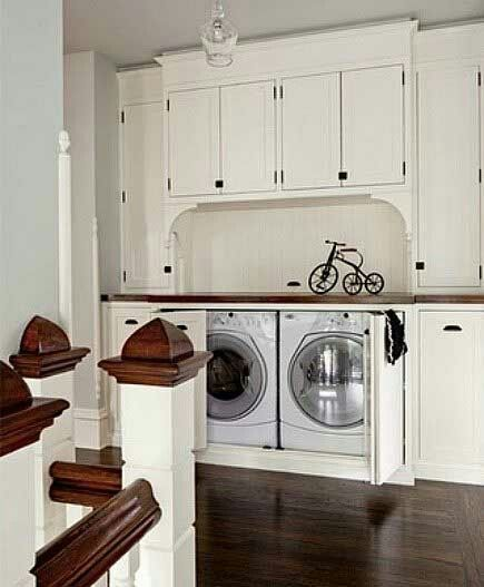 73 Best Hidden Washer, Crouching Dryer Images On Pinterest | Laundry Room,  Washing Machines And Laundry Rooms