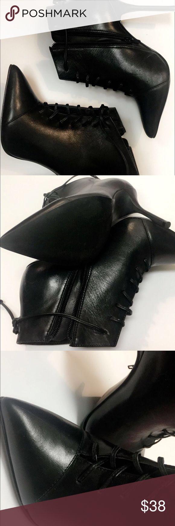 Steve Madden black heels Steve Madden black pointy heels Steve Madden Shoes Ankle Boots & Booties