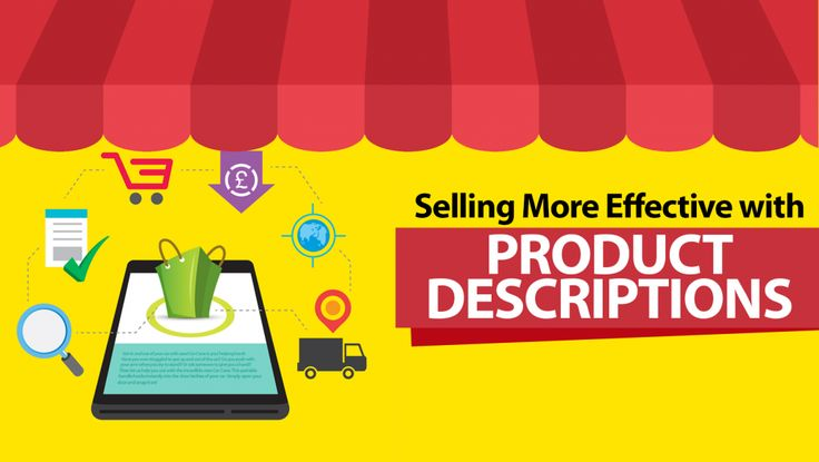 Customers prefer bite-sized information to big words. We show you examples in this blog post.  #ebay #amazon #onlineselling #productdescription #tips 	https://understandinge.com/create-desire-mind-product-descriptions/
