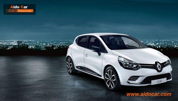 La nouvelle Renault Clio 4 diesel est désormais disponible chez Aido Car Casablanca. Infoline: +212661070967 ( joignable par whatsapp) Réservation en ligne: http://aidocar.com/location-renault-clio-casablanca