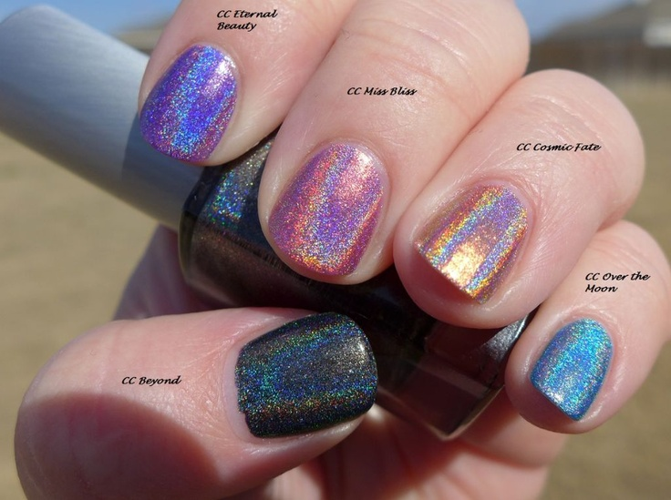 Color Club Halo Hues 2013 | Color Club Nailpolish ...