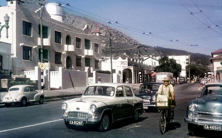 These color vintage photographs offer a unique glimpse into the lives of South Africans who would feel the full force of apartheid through t...