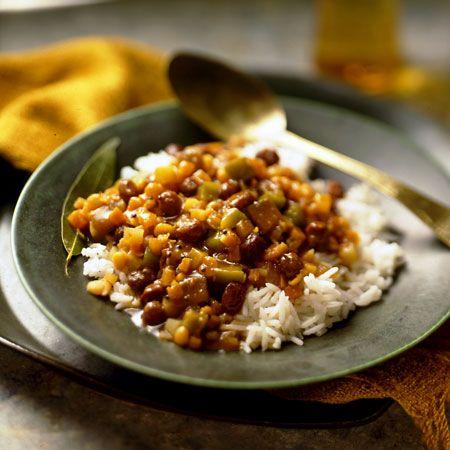 Spicy Vegetable Stew with California Raisins (Sambhar): Shabbat Recipes, Cozy Recipes