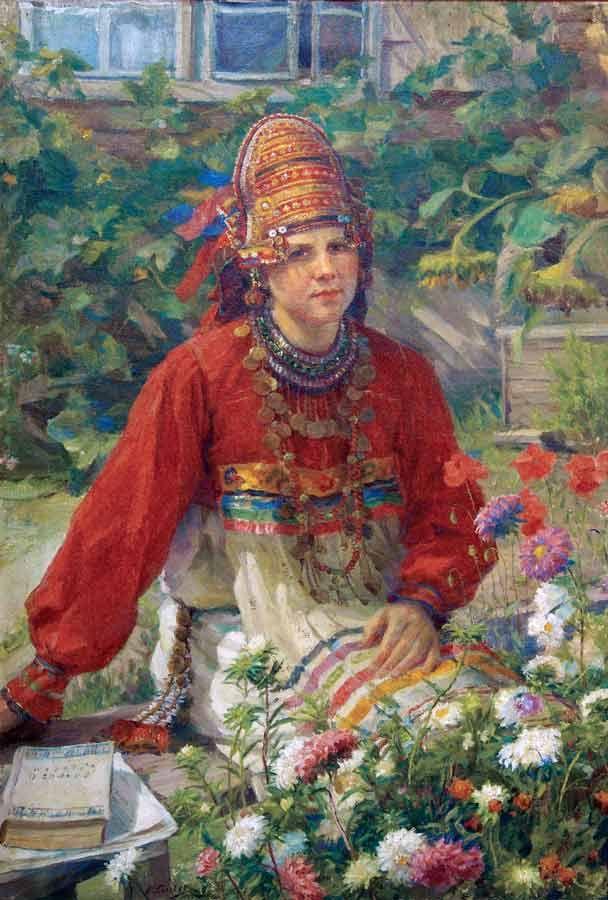 «Впечатления дороже знаний...» - Шейные украшения: ожерелки, бусы, гайтаны