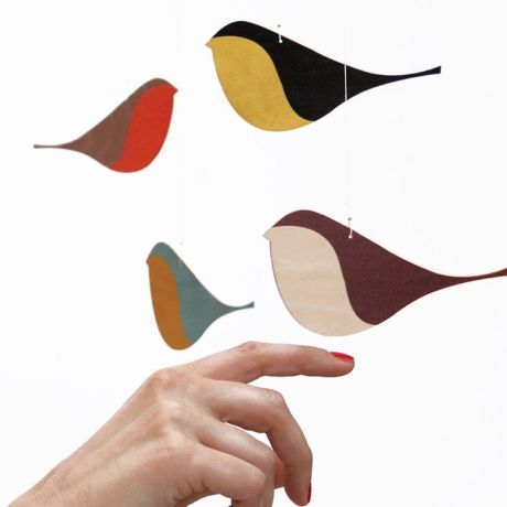 Songbirds uro fra SNUG - SNUG - DesignFund