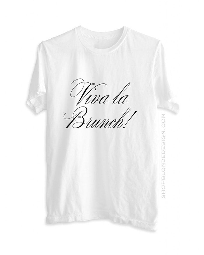 2fb2b0137 22 Brunch Shirts For Everyone Who Knows Its The Best Meal Of The Week