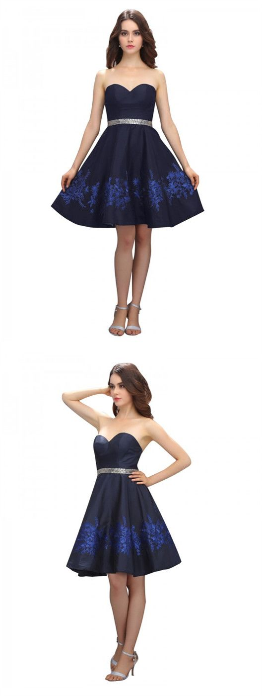 1000  ideas about Homecoming Dresses Navy on Pinterest | Navy blue ...