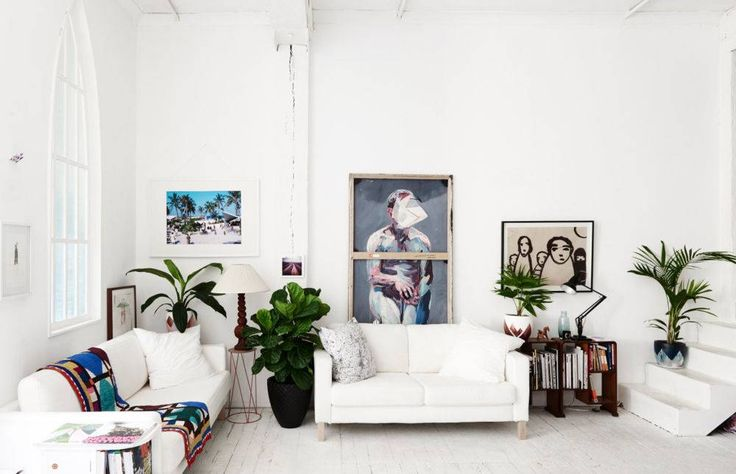 17 ways to make an affordable living room look expensive on domino.com