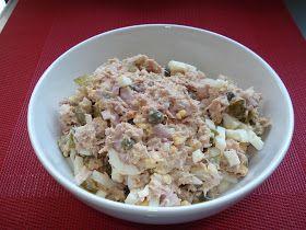 Els Kookt: Gezonde tonijnsalade