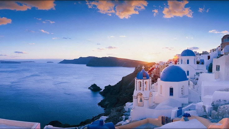 Santorini my love
