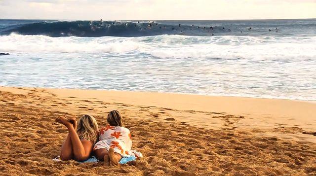 Surfing: Gabriel Medina // Hawaiian Short Film (Clip)