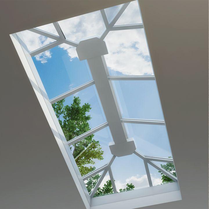 17 Best Ideas About Flat Roof Skylights On Pinterest