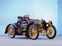 Mercedes-35-HP Designed in 1901