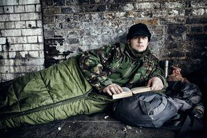 Gimme shelter: stories from London's homeless Rough sleeping has risen by 30% in the past year in the UK and the highest numbers are to be found in the London borough of Westminster. We ask some of those living on the streets to tell us their stories… No two stories are similar, and there seems to be no predictable path from a comfortable home to a life on the streets