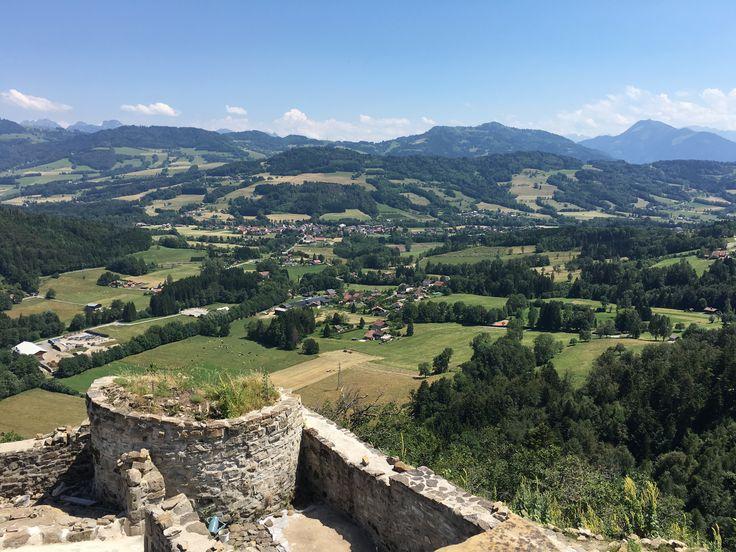 Château de Rocfort Boëge (Haute Savoie)