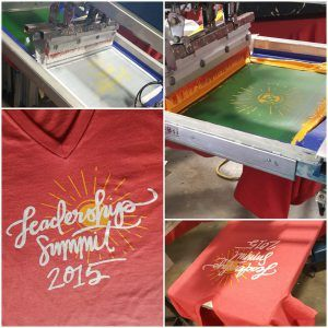 Custom Screen Printing Houston   Bayou City Shirts