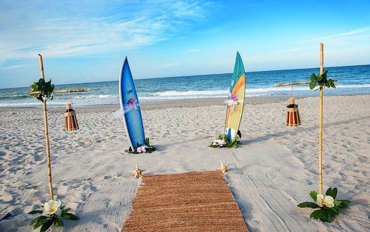 Wedding arch rentals in melbourne beach, florida
