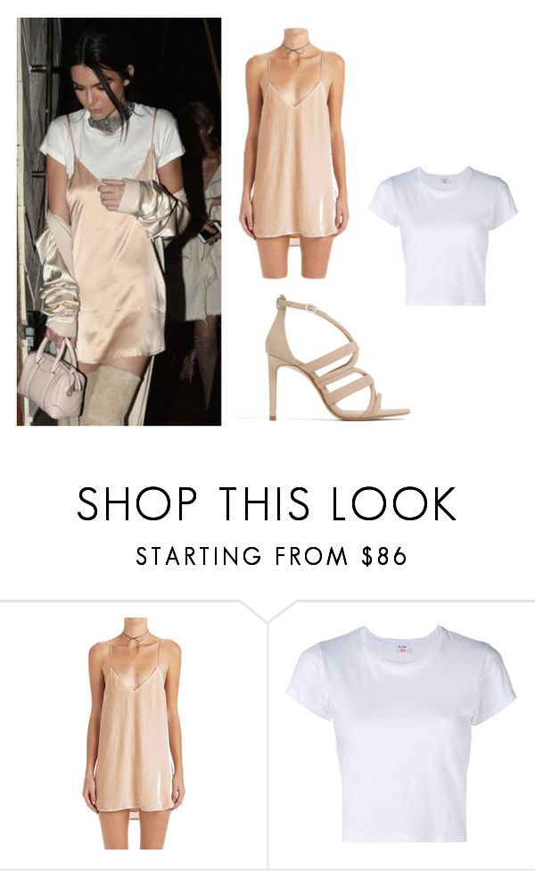 """""""Steal the style"""" by emmavestphael on Polyvore featuring RE/DONE and Zara"""
