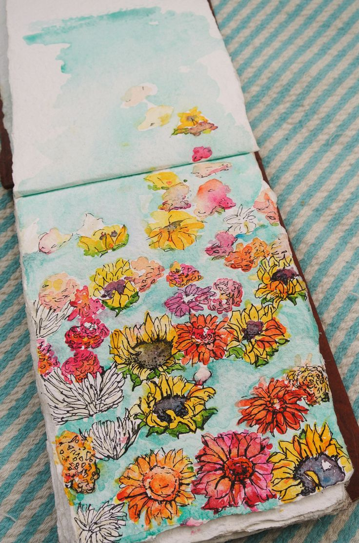 Scrapbook ideas with flowers - The 25 Best Sketchbook Ideas On Pinterest Sketchbook Prompts Sketchbook Challenge And Drawing Ideas List