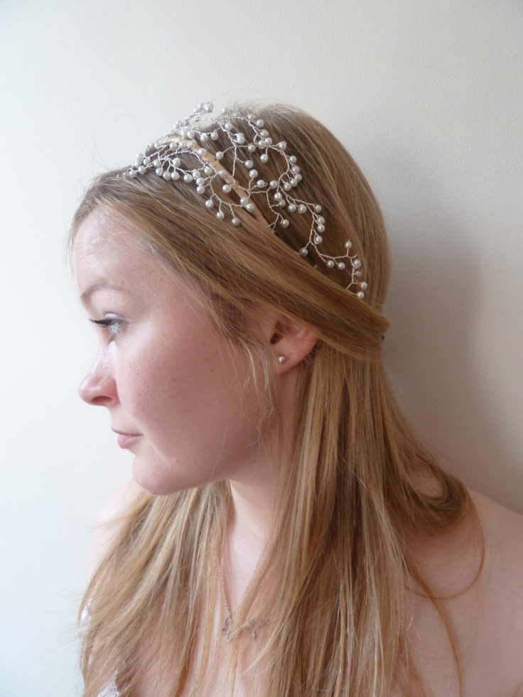 1920s Inspired Hair Piece