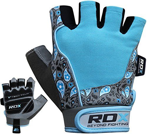RDX Ladies Gloves Fitness Gym Gel Wear Weight Lifting Workout Training Cycling U Small -- Visit the image link more details.  This link participates in Amazon Service LLC Associates Program, a program designed to let participant earn advertising fees by advertising and linking to Amazon.com.