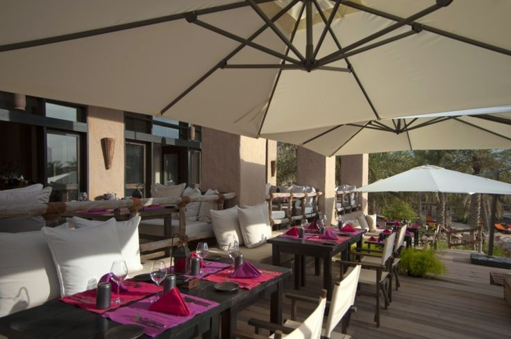 Summer House Exterior at Six Senses Zighy Bay, Oman. http://www.sixsenses.com/resorts/zighy-bay/dining