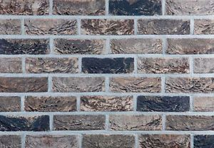 Klinker-Riemchen-WDF-grau-anthrazit-nuanciert-genarbt-besandet