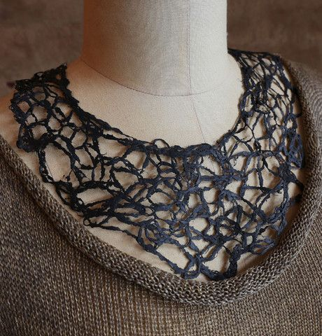 Creative Knitted Jewellery - 3 pieces in 3 hours | Dairing