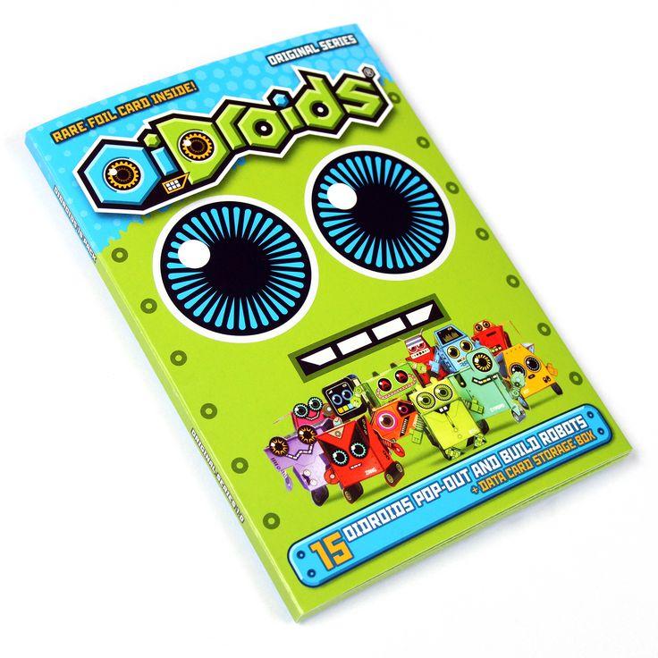 New OiDroids Original Series 1.0 15 Pack