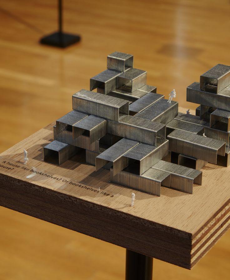 Sou Fujimoto Architects (Tokyo, Japan) Architecture is Everywhere, 2015
