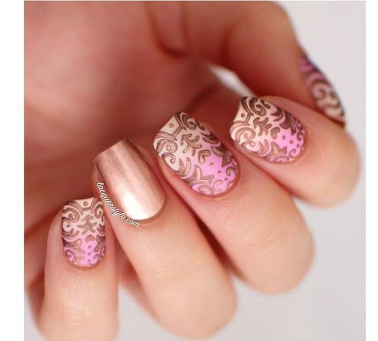 Pomysł na manicure