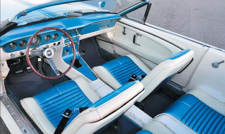 1963 Ford Mustang Gt500