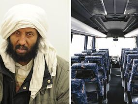 "A Muslim man who was kicked off a National Express coach after other passengers said he made them feel ""uncomfortable"" has been refunded his fare."