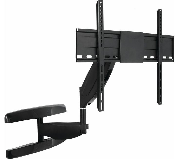 SANDSTROM SFMGL15 Full Motion TV Bracket CHECK TV SIZE AND WEIGHT