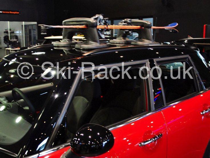Mini 5 Door Ski Rack – No Roof Bars £134.95