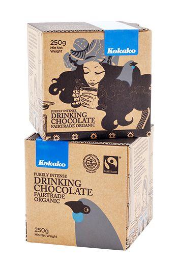 Kokako - Drinking Chocolate