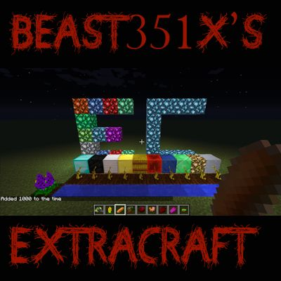 Download Beast351x's Extra Craft Mod 1.13/1.12.2/1.11.2 - This mod adds blocks, recipes, and items....