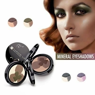 Afacerea FM Group: Mineral EYESHADOWS