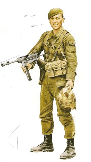Private Turkish Armi Cyprus 1974