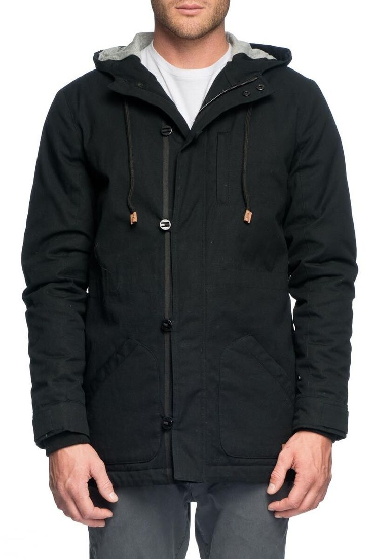 ELWOOD CLOTHING - Publish Parka