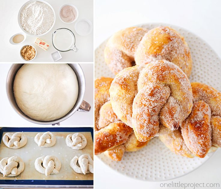 These cinnamon sugar soft pretzels are simple and quick to make, and so delicious! Perfect for game day, snacks, or any time you need a sweet treat!