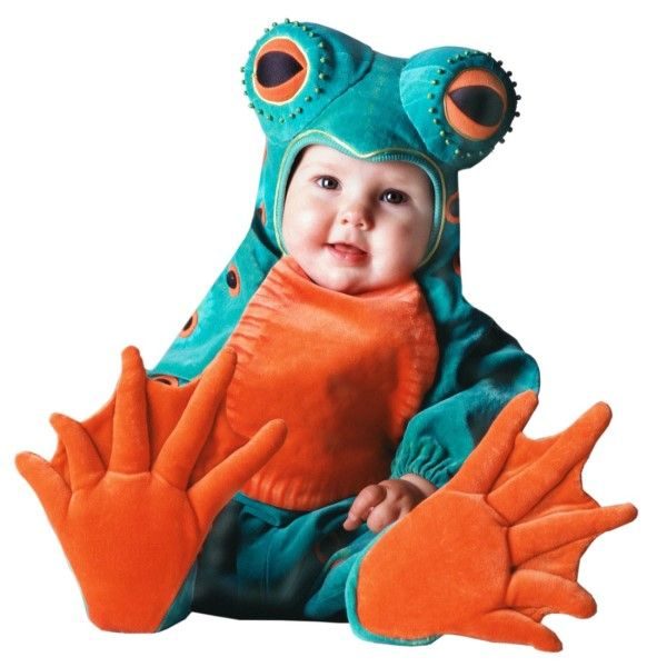 sweet infant halloween costumes funny frog - Sale Halloween Costumes