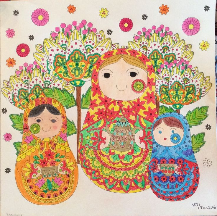 Coloreando Ando El Libro Beautiful Day De YoungMiPark Durante Las