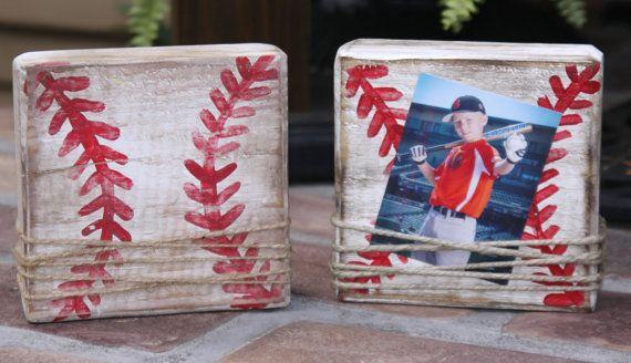 Small block picture frame baseball frame softball by Framesaplenty