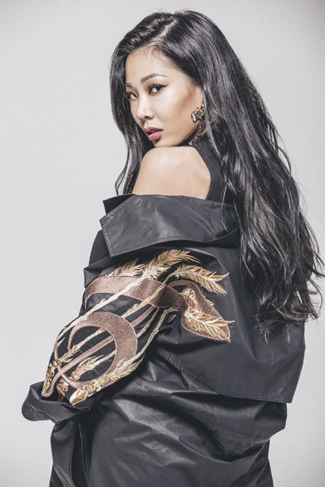 Lucky J Jessi 제시 will soon be returning to solo !